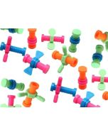 WINGNUTS FOOT TOY (10-PACK)